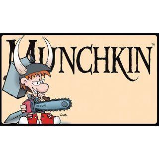 Munchkin. Apuñala a tus amigos!
