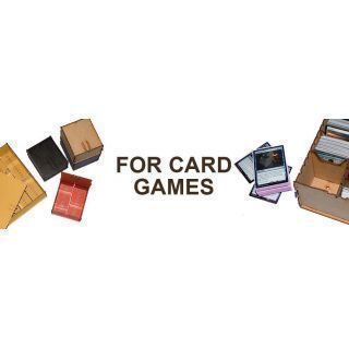 For card games