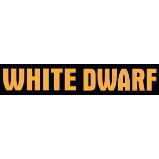 New White Dwarf