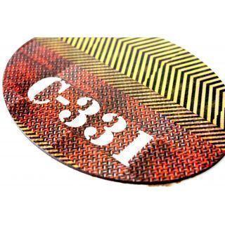Peanas ovales 160x120mm