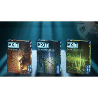 Exit. El Juego