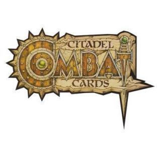 Citadel Combat Cards