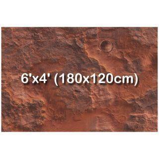 6'x4' (180x120cm)