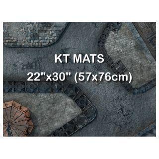 """KT MATS - 22""""x30"""" (57x76cm)"""