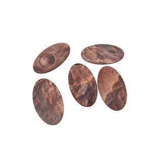 Peanas Ovales 75X42 mm