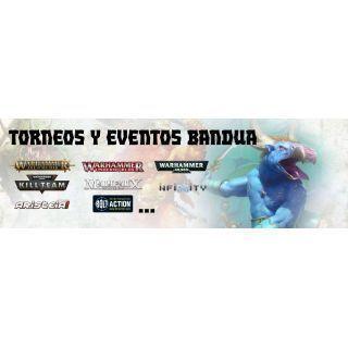 TORNEOS & EVENTOS