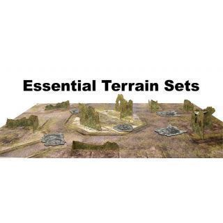 Essential Terrain Sets for Wargames