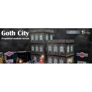 Goth City - Escenografía Urbana