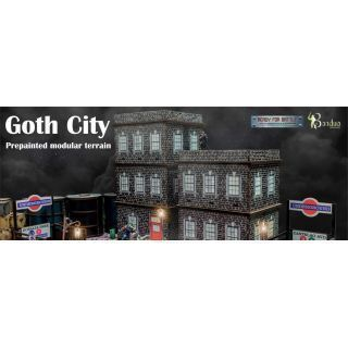 Goth City - Urban Scenery