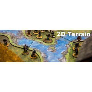 Escenografía 2D para wargames