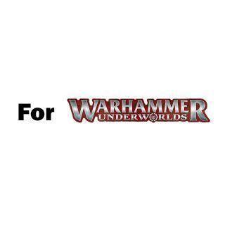 Accesorios y complementos para WH Underworlds