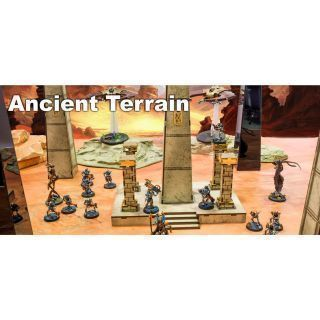 Ancient Terrain for Wargames
