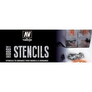 Vallejo Stencils