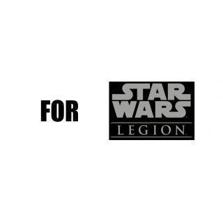 Accesorios y tokens para Star Wars Legion