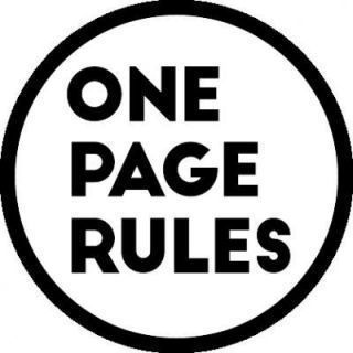 One Page Rules