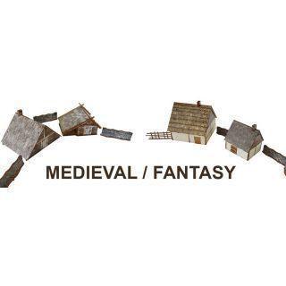 Escenografía Medieval / Fantasía
